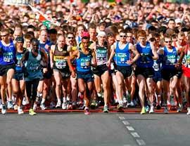 Treinar maratona