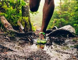 Treinar running