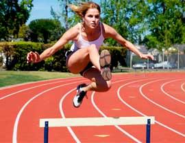 Treinar atletismo