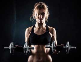 Ganhar força física