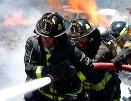 Provas físicas bombeiros