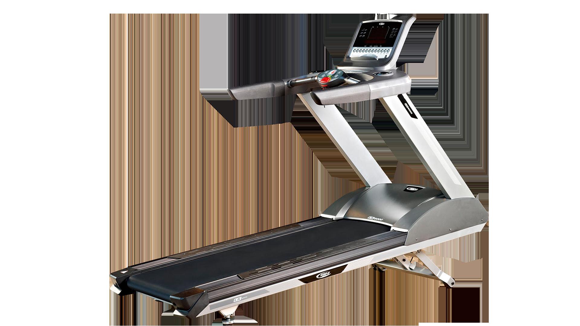 LK6000 Professional treadmill
