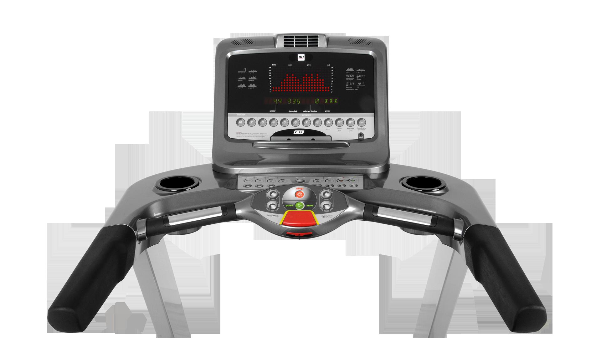 LK6600 Professional treadmill